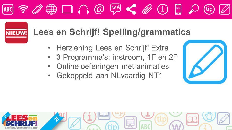 Lees en Schrijf! Spelling/grammatica