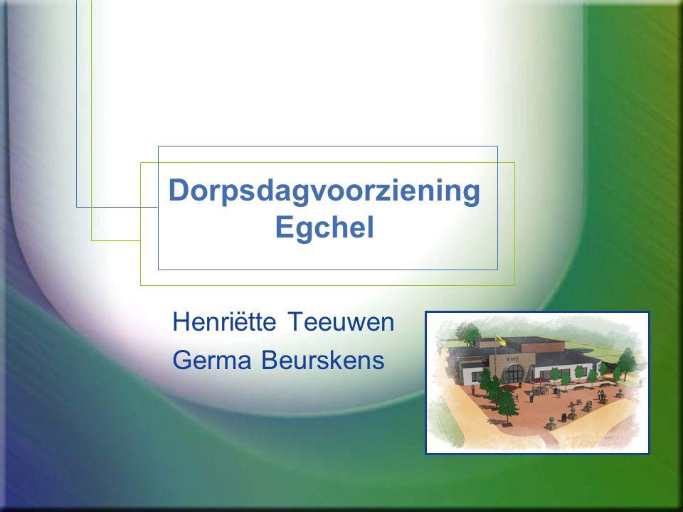 Dorpsdagvoorziening Egchel