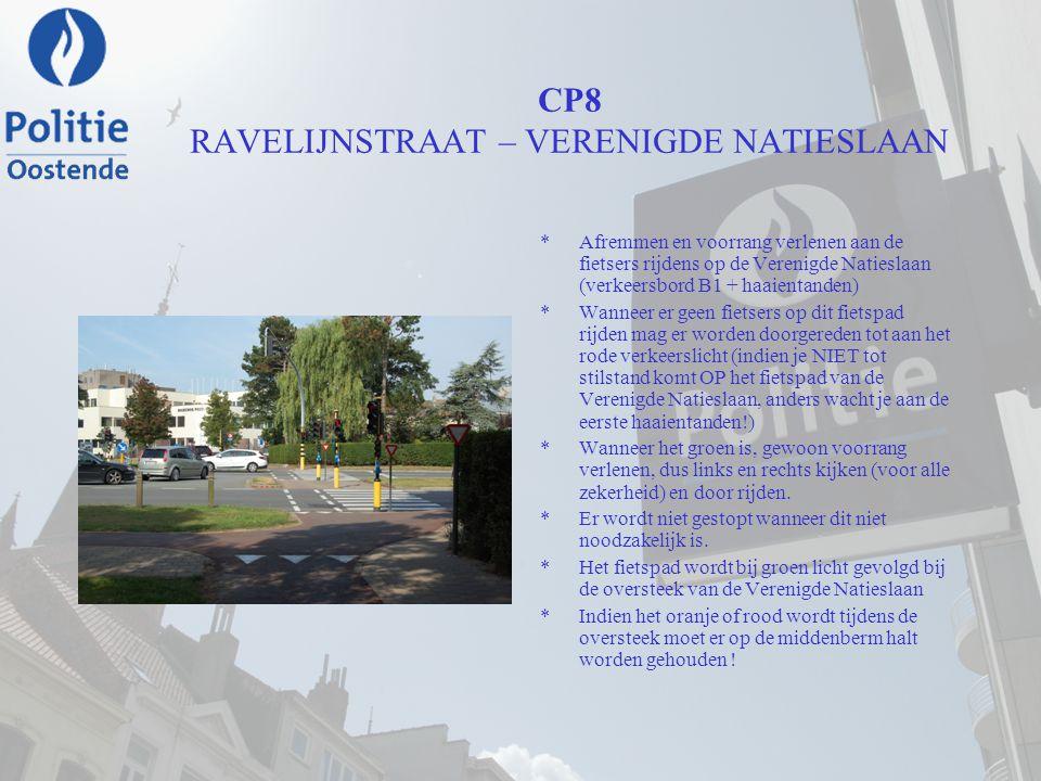 CP8 RAVELIJNSTRAAT – VERENIGDE NATIESLAAN