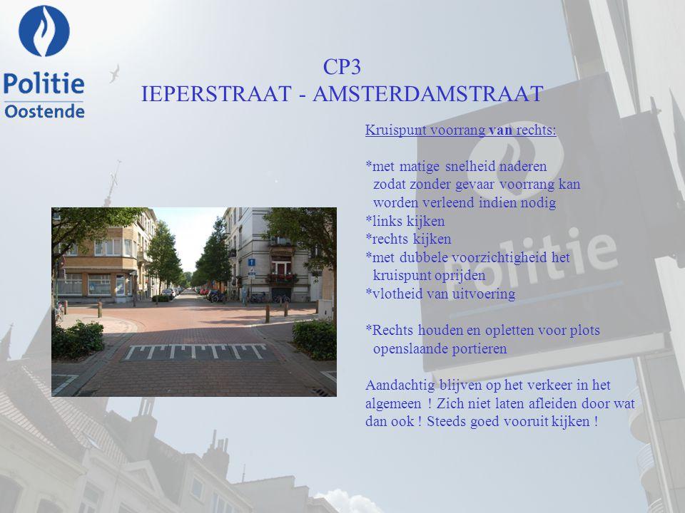 CP3 IEPERSTRAAT - AMSTERDAMSTRAAT