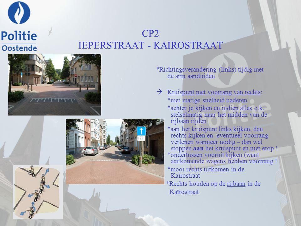CP2 IEPERSTRAAT - KAIROSTRAAT