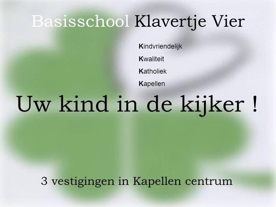 Basisschool Klavertje Vier