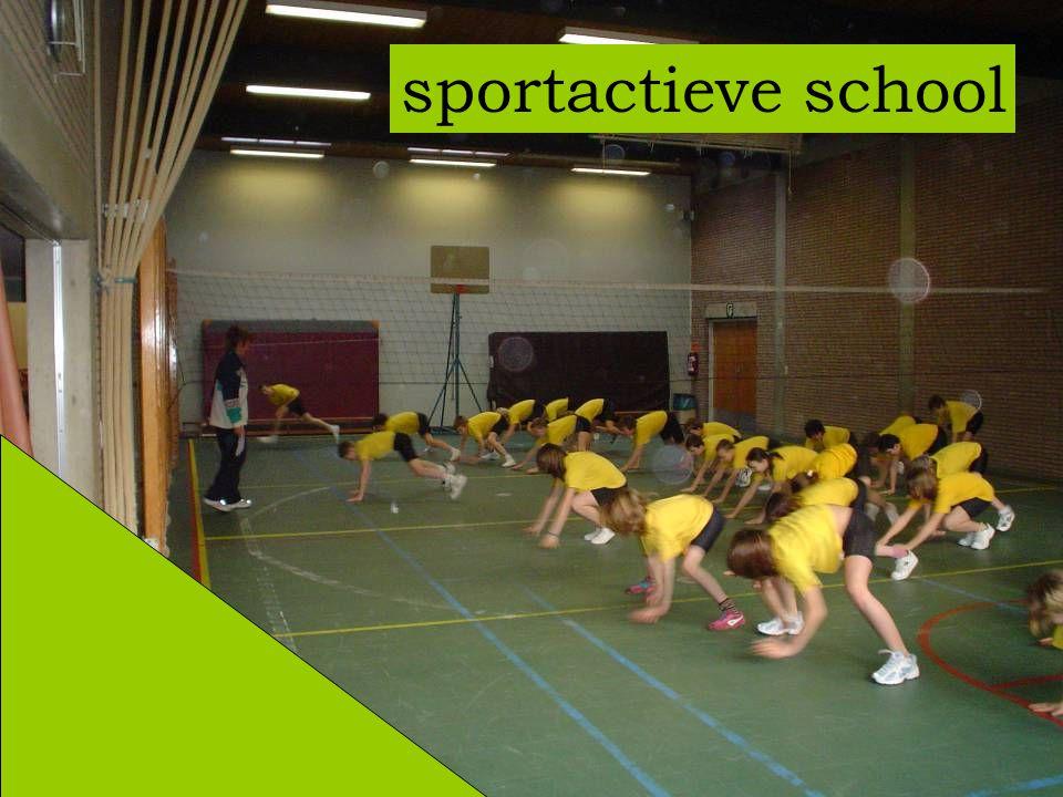 sportactieve school