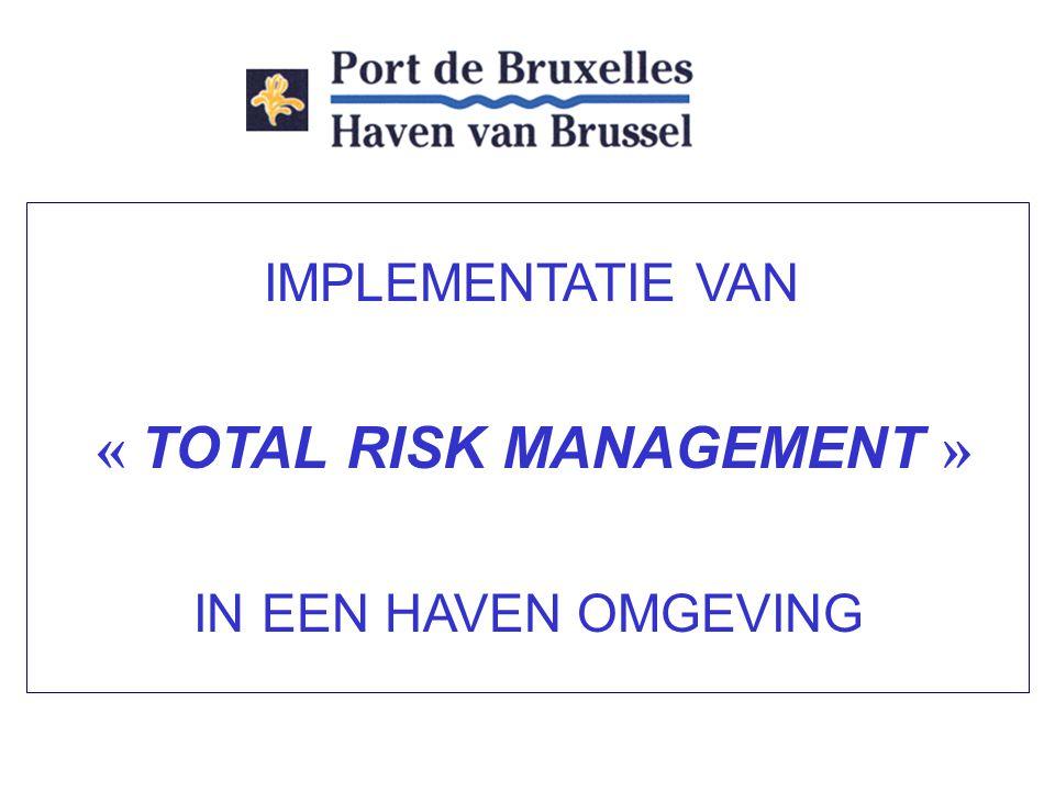 « TOTAL RISK MANAGEMENT »