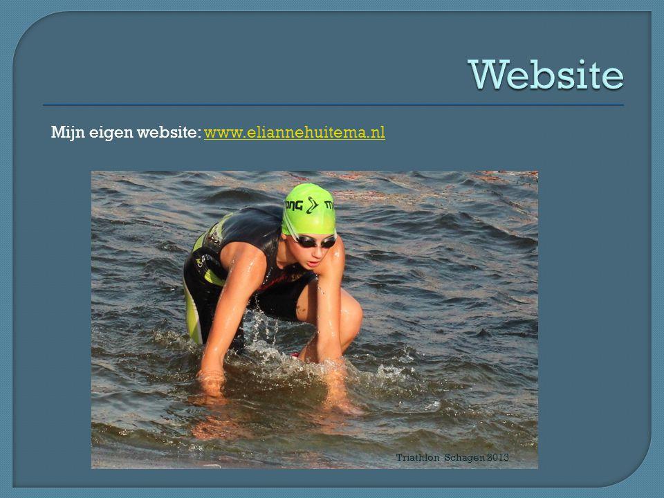 Website Mijn eigen website: www.eliannehuitema.nl