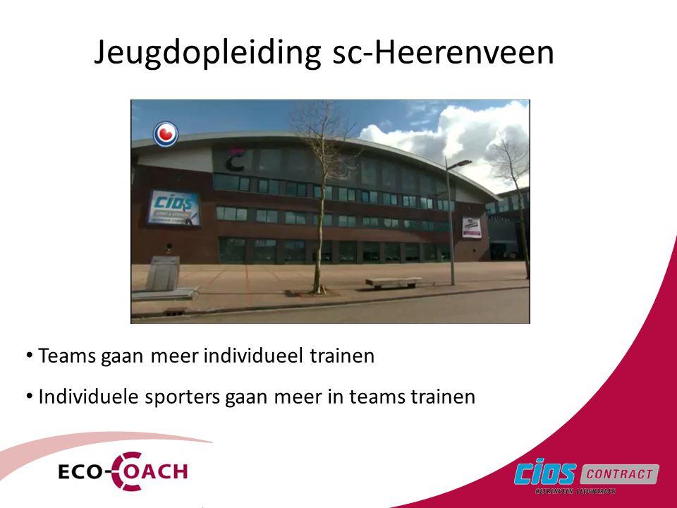 Jeugdopleiding sc-Heerenveen