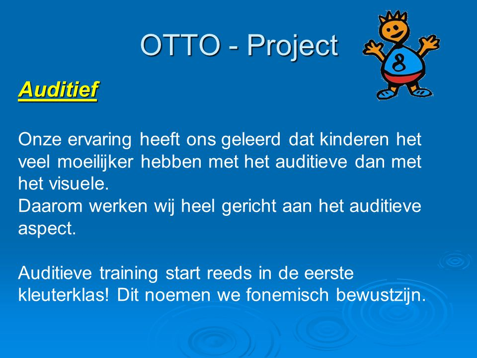 OTTO - Project Auditief