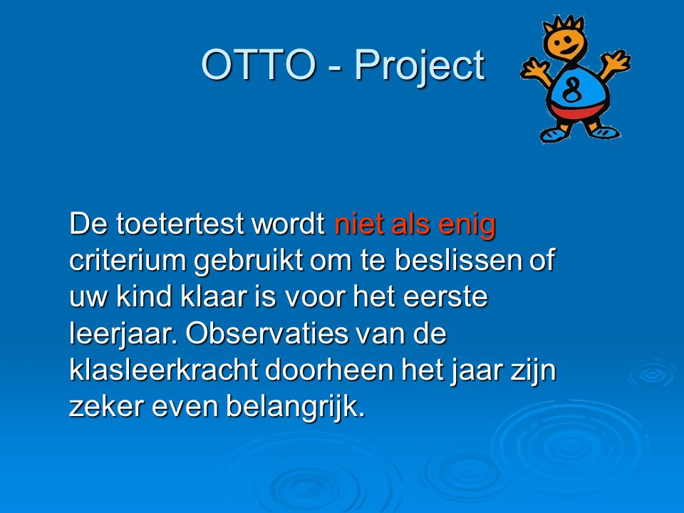 OTTO - Project