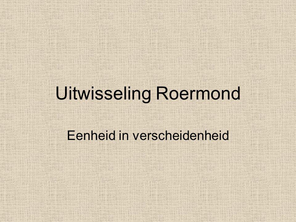 Uitwisseling Roermond