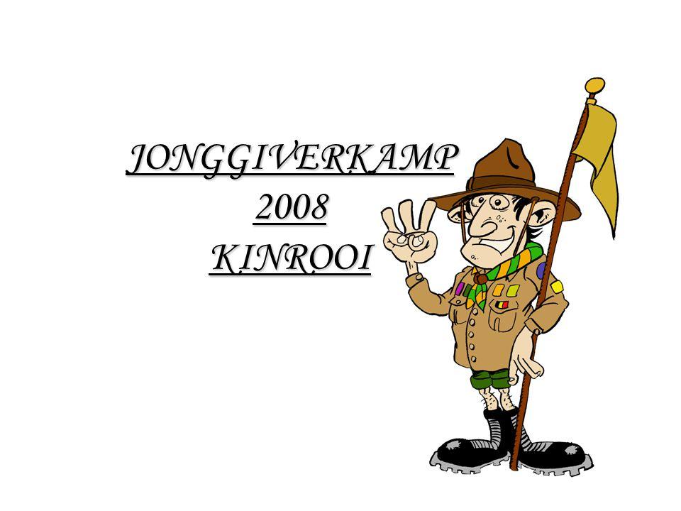JONGGIVERKAMP 2008 KINROOI