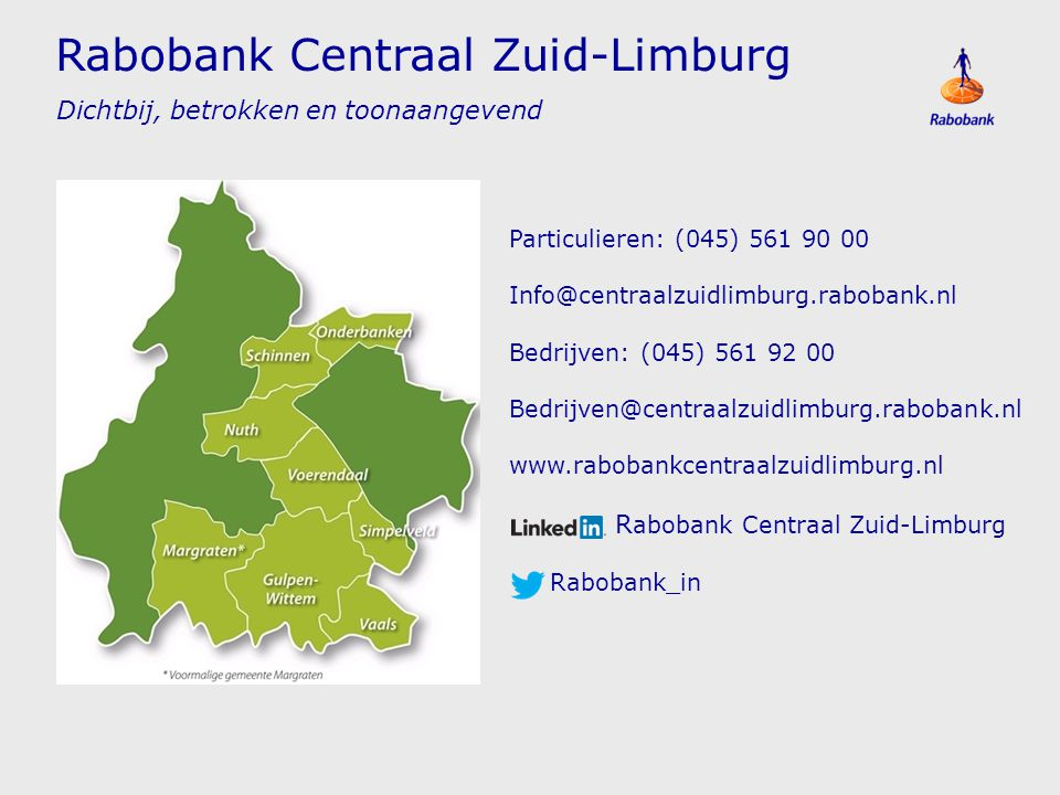 Rabobank Centraal Zuid-Limburg