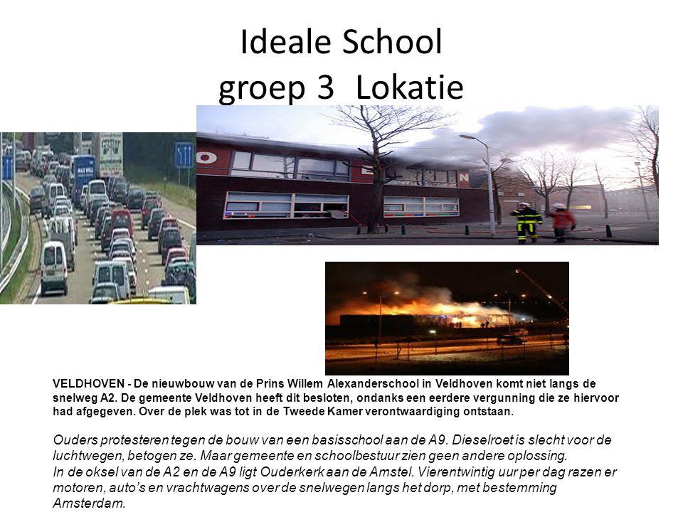 Ideale School groep 3 Lokatie