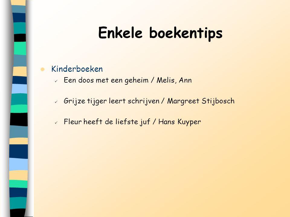 Enkele boekentips Kinderboeken Een doos met een geheim / Melis, Ann