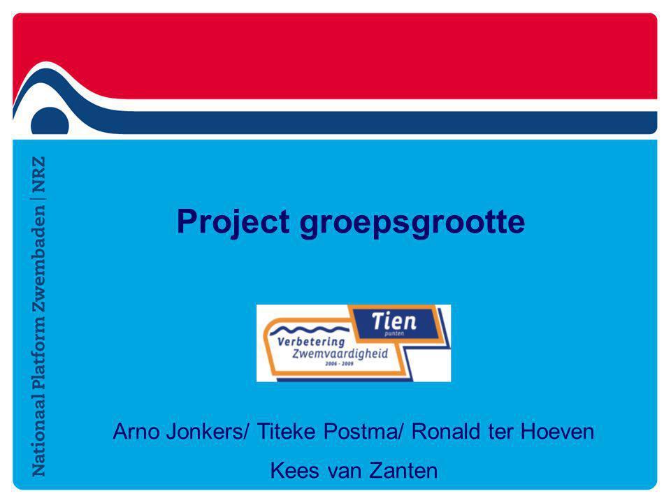 Project groepsgrootte