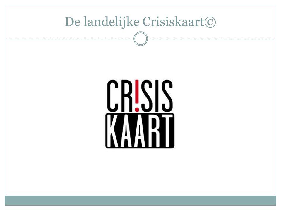 De landelijke Crisiskaart©