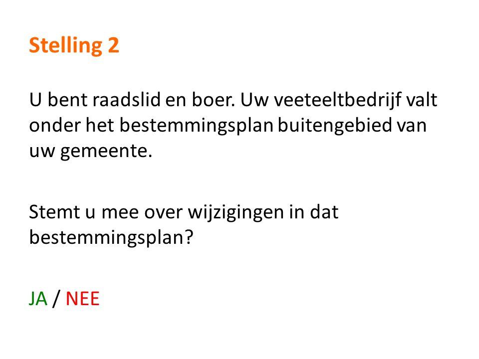 Stelling 2