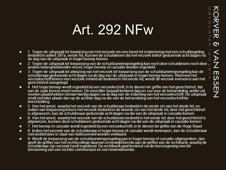 Art. 292 NFw