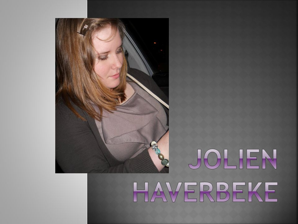 Jolien Haverbeke