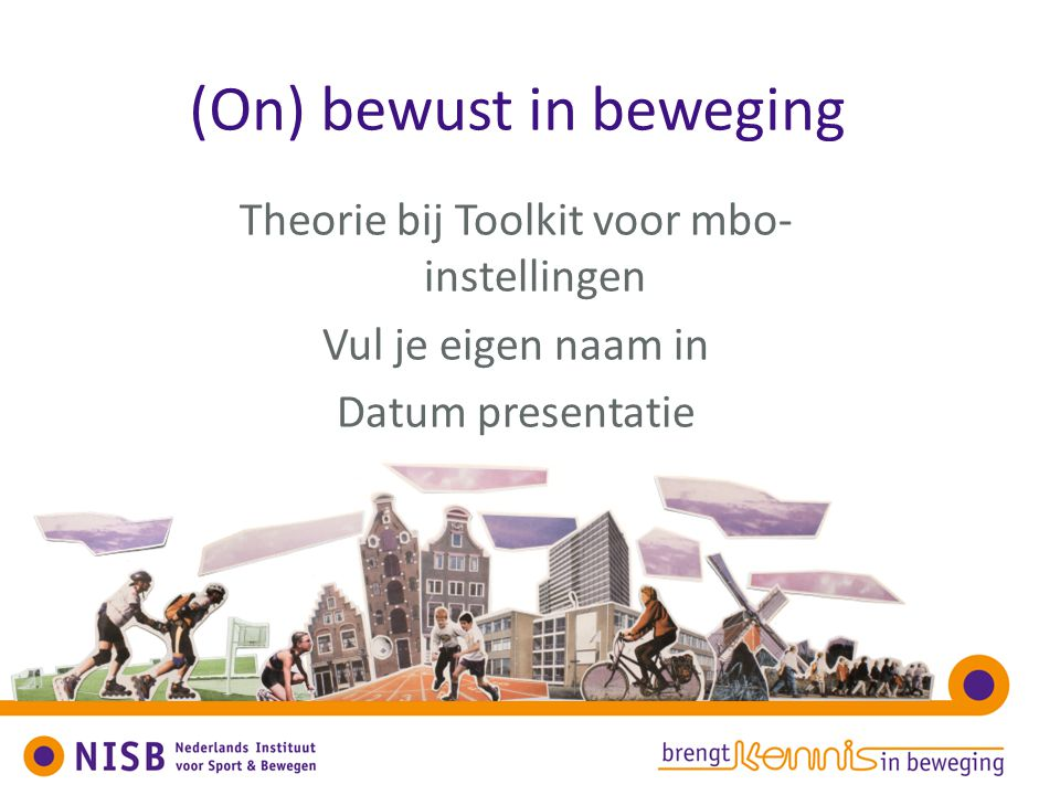 (On) bewust in beweging