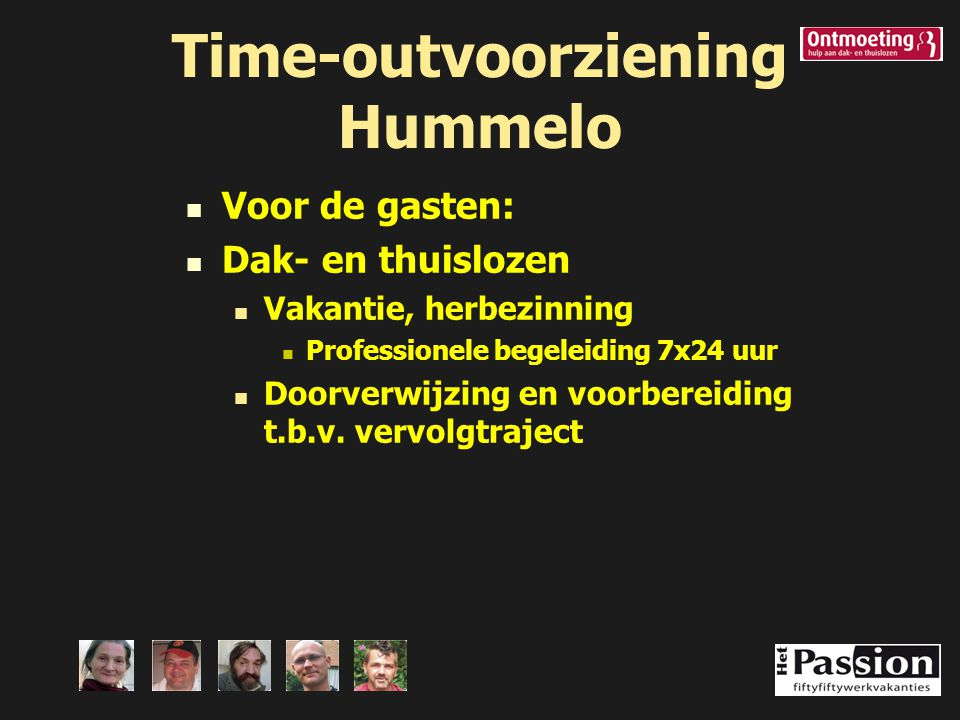 Time-outvoorziening Hummelo