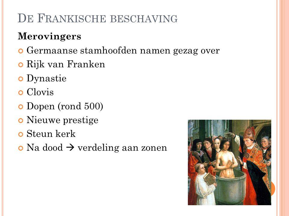 De Frankische beschaving
