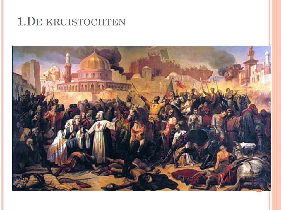 1.De kruistochten