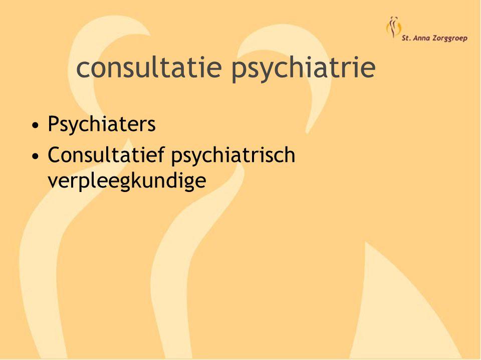 consultatie psychiatrie