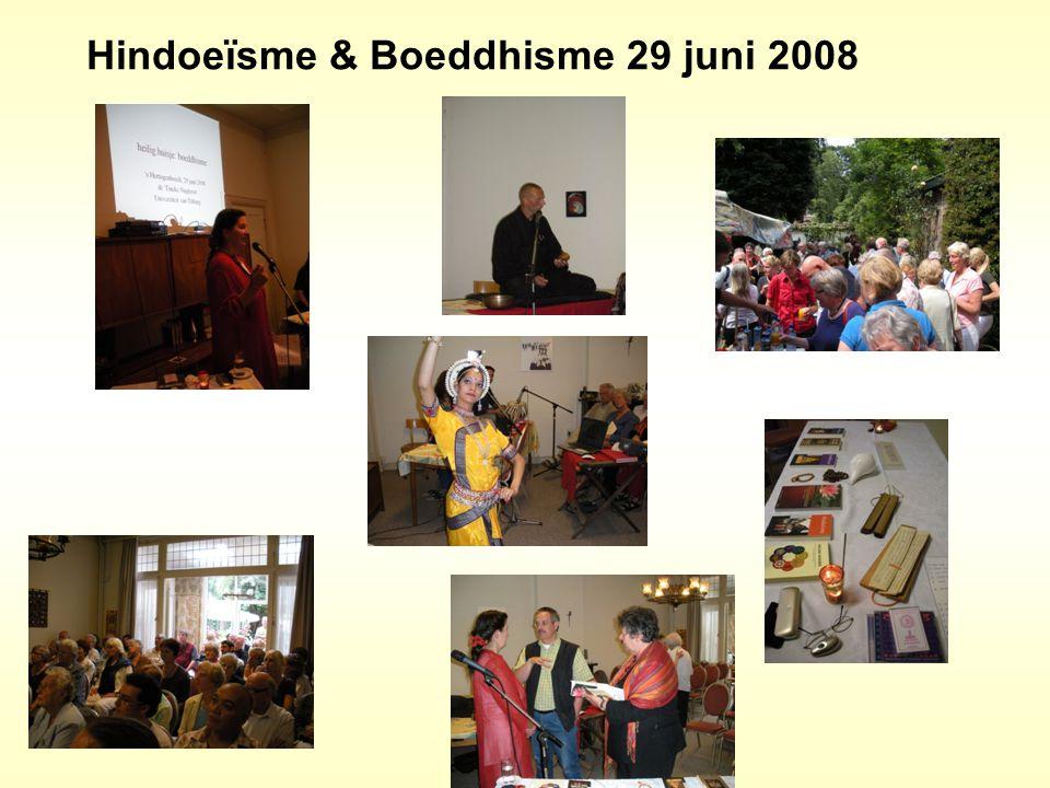 Hindoeïsme & Boeddhisme 29 juni 2008