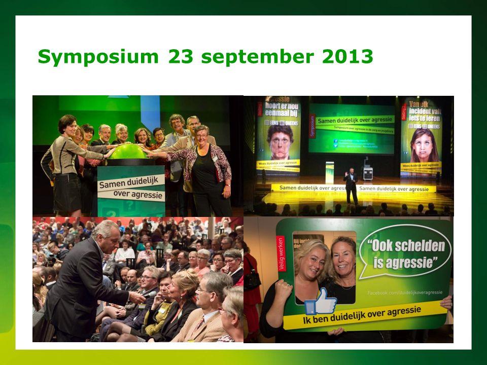 Symposium 23 september 2013