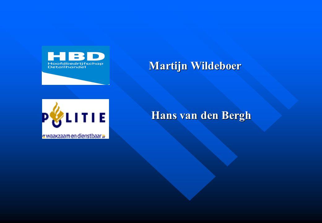 Martijn Wildeboer Hans van den Bergh