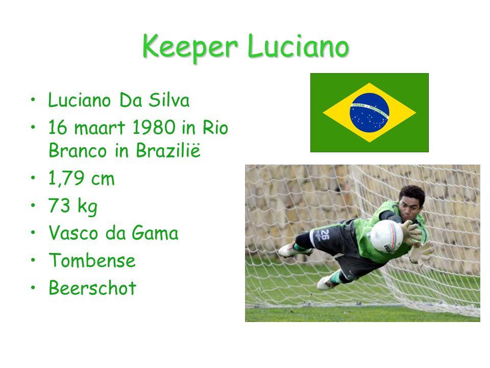 Keeper Luciano Luciano Da Silva