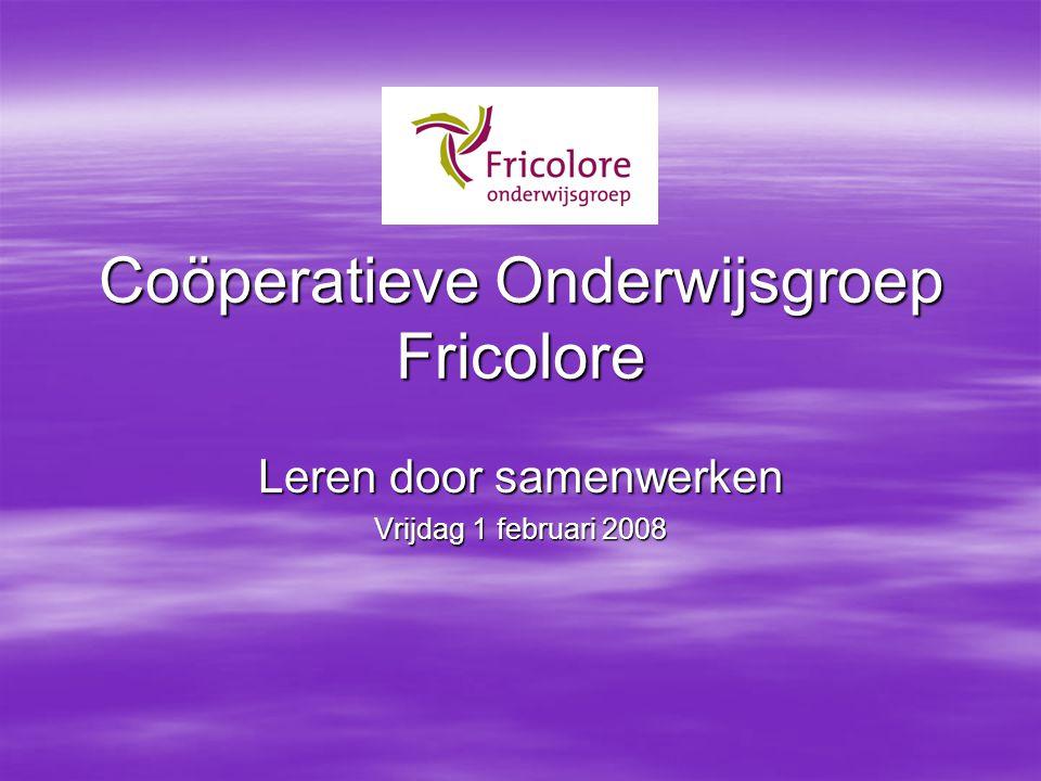 Coöperatieve Onderwijsgroep Fricolore