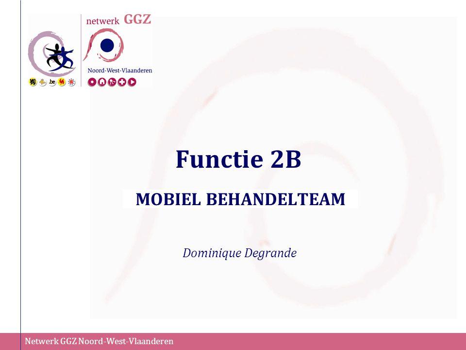 Functie 2B MOBIEL BEHANDELTEAM Dominique Degrande