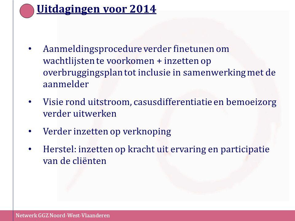 Uitdagingen voor 2014