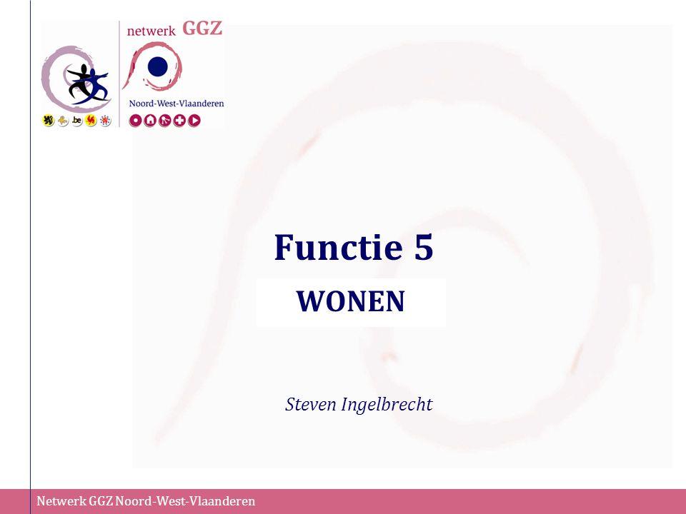 Functie 5 WONEN Steven Ingelbrecht