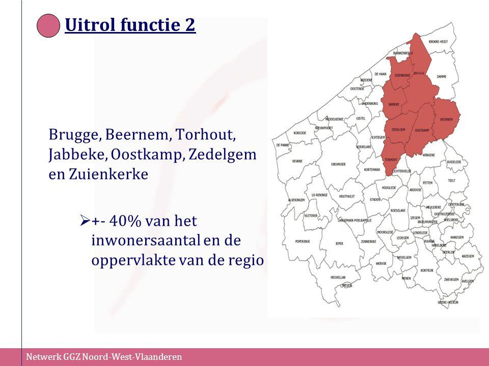 Brugge, Beernem, Torhout, Jabbeke, Oostkamp, Zedelgem en Zuienkerke
