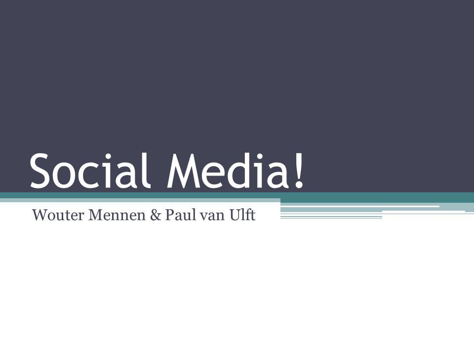 Wouter Mennen & Paul van Ulft