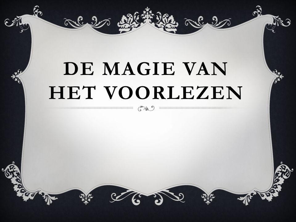De magie van het voorlezen