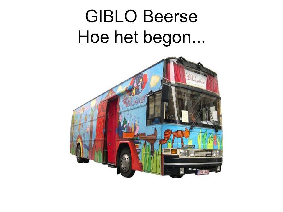 GIBLO Beerse Hoe het begon...