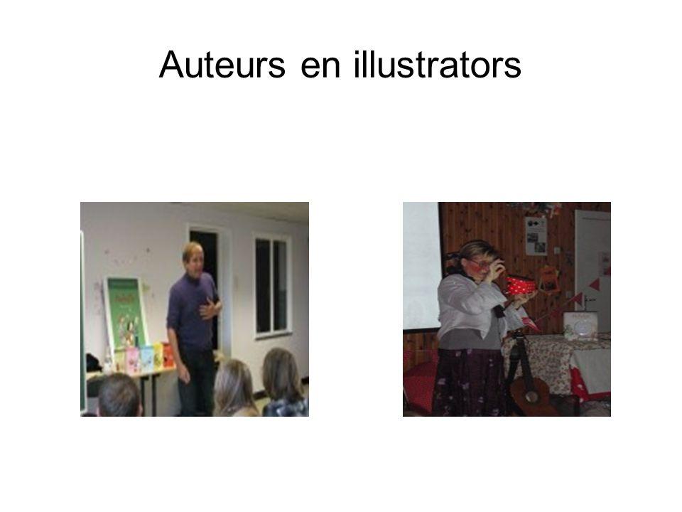 Auteurs en illustrators
