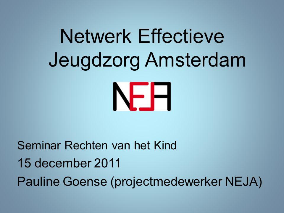 Netwerk Effectieve Jeugdzorg Amsterdam