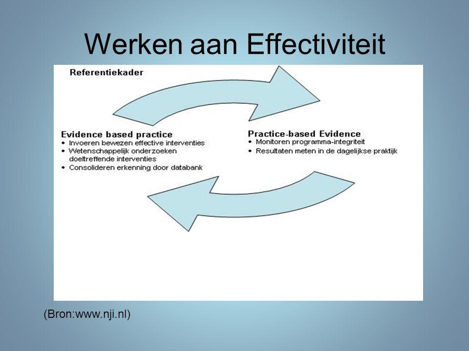 Werken aan Effectiviteit
