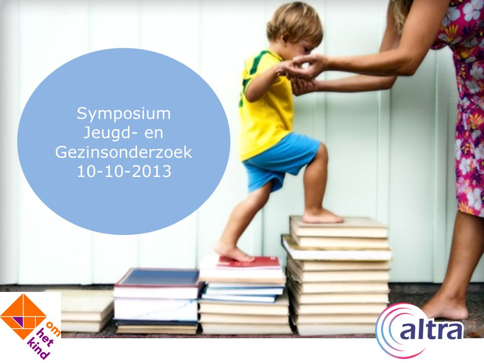 Symposium Jeugd- en Gezinsonderzoek