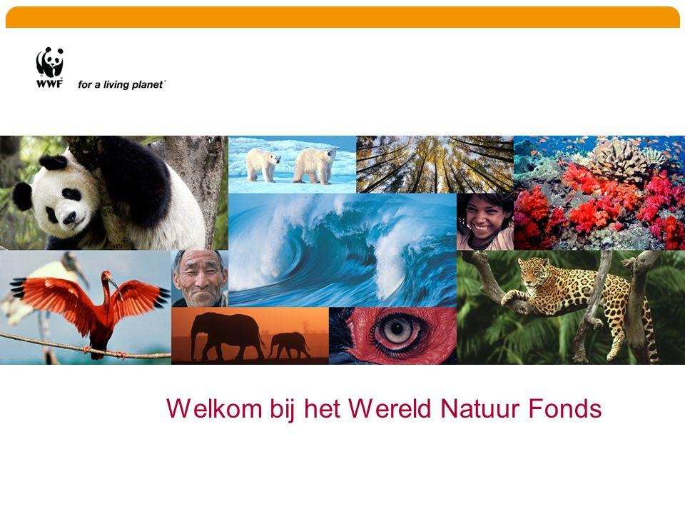 Welkom bij het Wereld Natuur Fonds