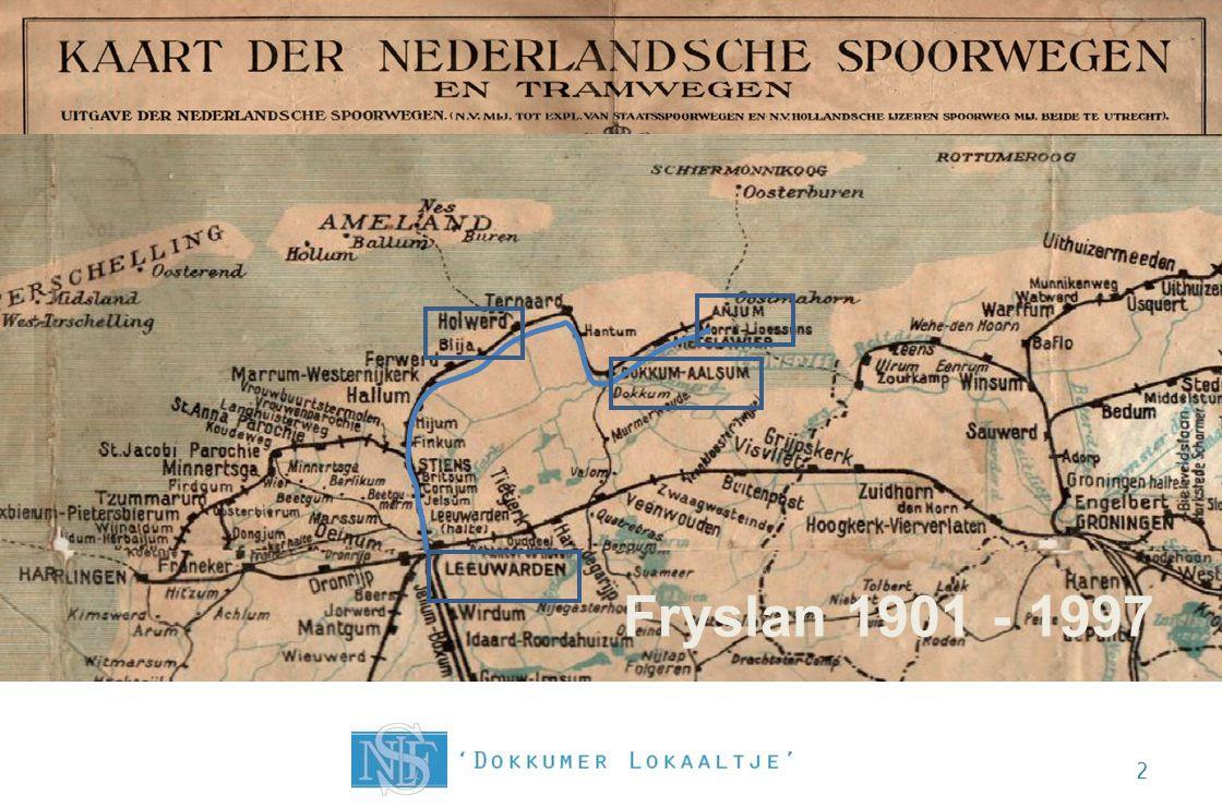 Fryslan 1901 - 1997