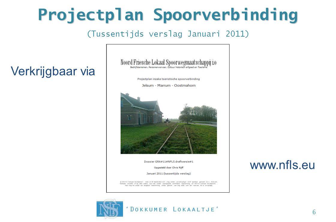 Projectplan Spoorverbinding