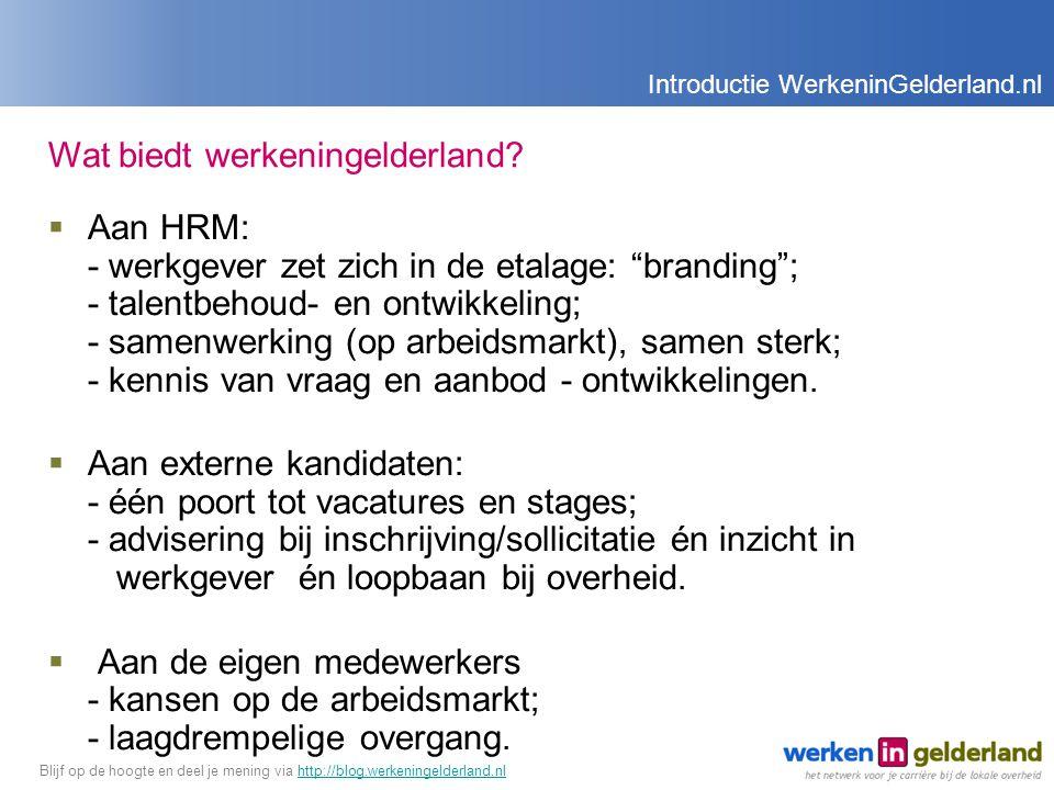 Introductie WerkeninGelderland.nl