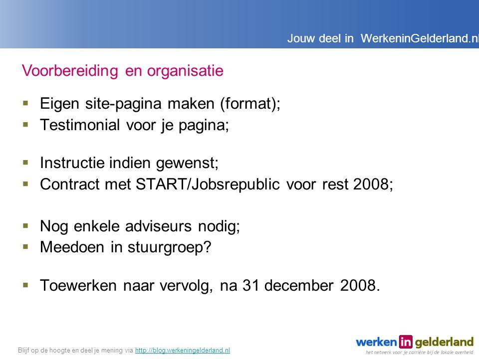 Jouw deel in WerkeninGelderland.nl