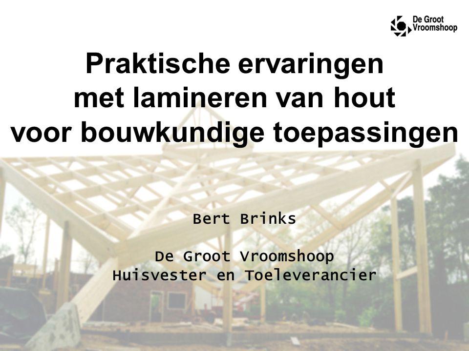 Bert Brinks De Groot Vroomshoop Huisvester en Toeleverancier