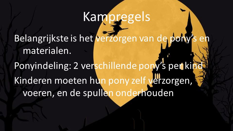 Kampregels